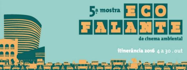 5ª Mostra EcoFalante de Cinema debate as cidades e a questão urbana