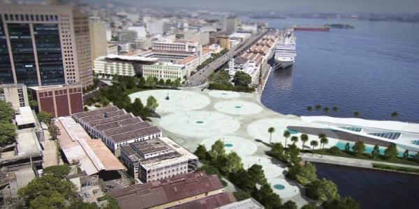 Por um Plano de Habitação de Interesse Social no Porto Maravilha