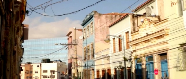 Cortiços do Porto Maravilha sobre pressão