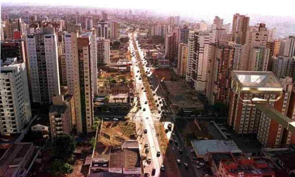 RM de Goiânia é a segunda melhor em condições ambientais urbanas
