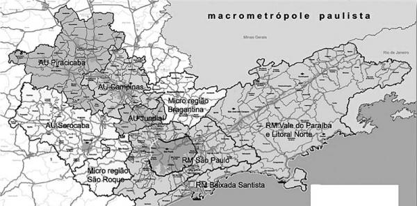Eixos: novo paradigma do planejamento regional?