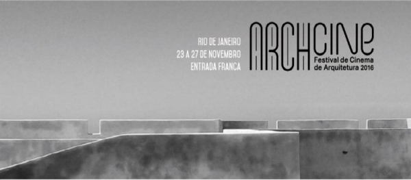 ARCHcine — Festival Internacional de Cinema de Arquitetura