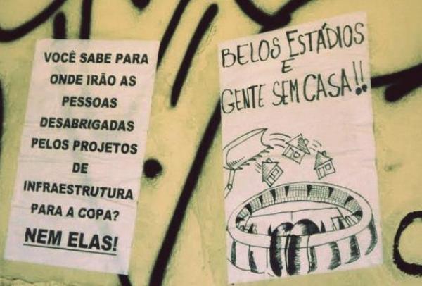 Governança, Copa do Mundo e Movimentos Sociais em Belo Horizonte
