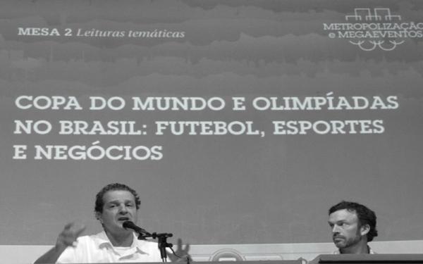 Megaeventos no Brasil: falta de transparência e reduzida participação social