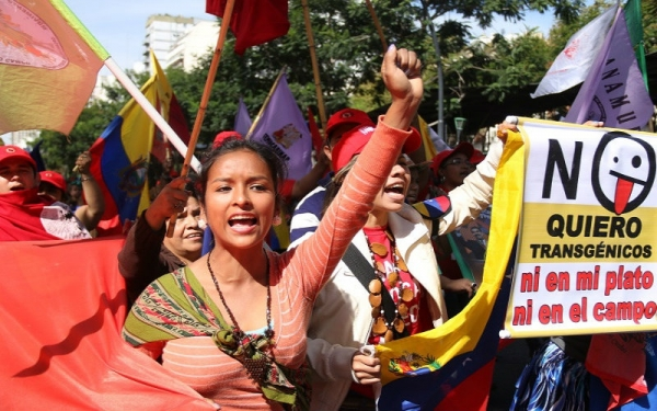 Acumulación por despojo en América Latina