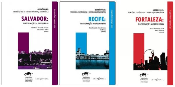 Metrópoles regionais do Nordeste: Salvador, Recife e Fortaleza