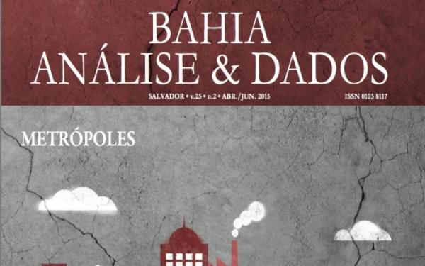 Revista Bahia e Análise debate Metrópoles Brasileiras