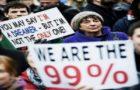Movimento Ocuppy Wall Street - EUA Crédito: Reprodução/Web