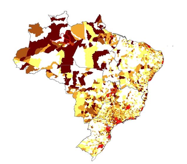 Censo 2010: as Metrópoles ainda crescem