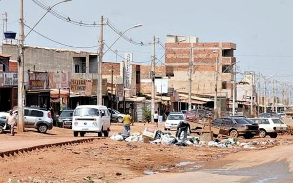 Favela federal: periferia aumenta no entorno de Brasília