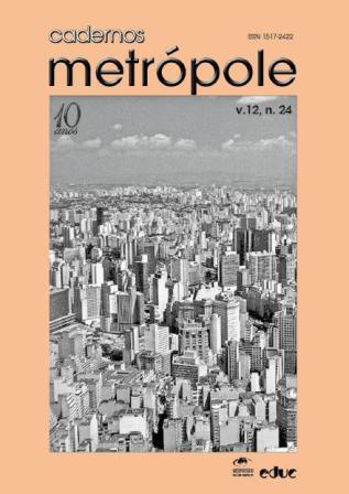 Metrópoles: desconcentração ou novo modelo de configuração urbana?