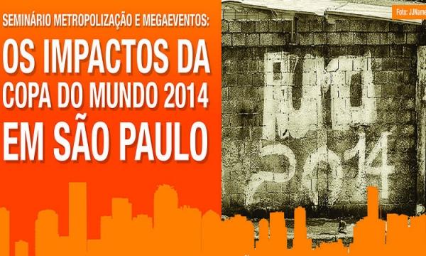 Megaeventos em São Paulo: construção de uma nova centralidade
