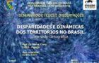 Disparidades e Dinâmicas dos Territórios no Brasil: uma visão cartográfica