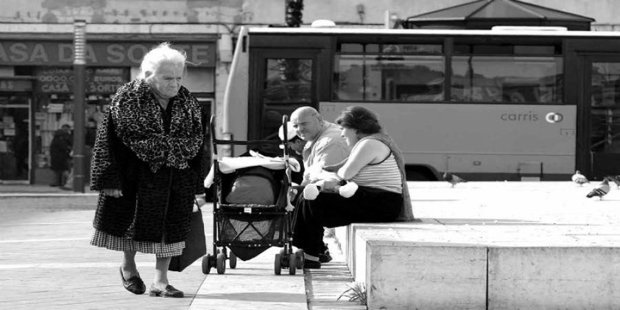 Questão urbana e envelhecimento populacional