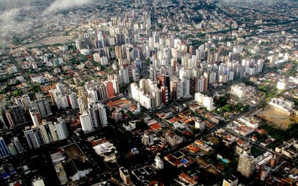 Transformação na Ordem Urbana: RM de Curitiba (1980/2010)