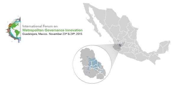 Fórum Internacional de Inovação em Governança Metropolitana – México