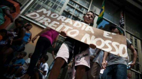 Não confunda crime organizado com movimentos populares organizados