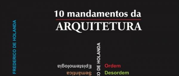 Livro 10 mandamentos da arquitetura (2ª Ed)