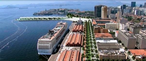 Porto Maravilha: agents, power coalitions and neoliberalization