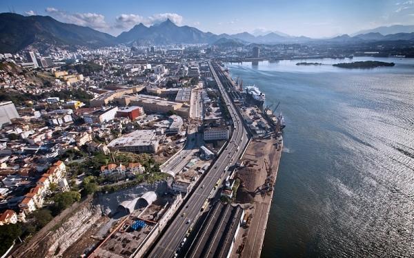 Porto Maravilha: the imaginary of revitalization (e-book)