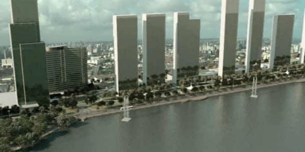 Projeto Novo Recife: identidade, espaço e gentrificação