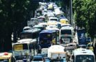 Imagem Trânsito no Rio de Janeiro