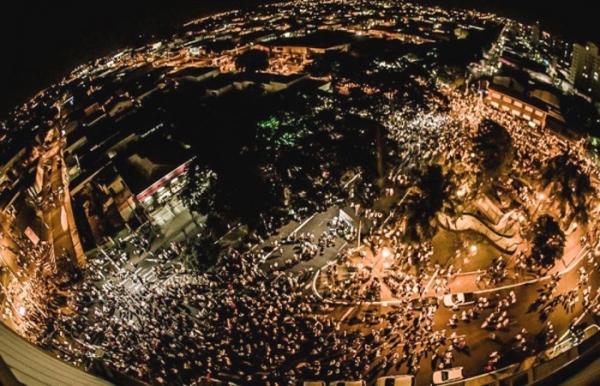 """Revista Global Brasil: """"o levante da multidão, constituição da democracia"""""""