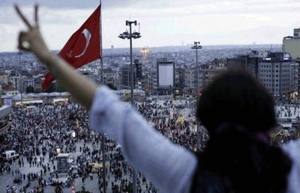 A Revolução urbana na Turquia e Brasil   João Seixas