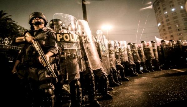 Direito à Segurança Pública no Brasil