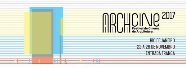 Archcine – Festival Internacional de Cinema de Arquitetura