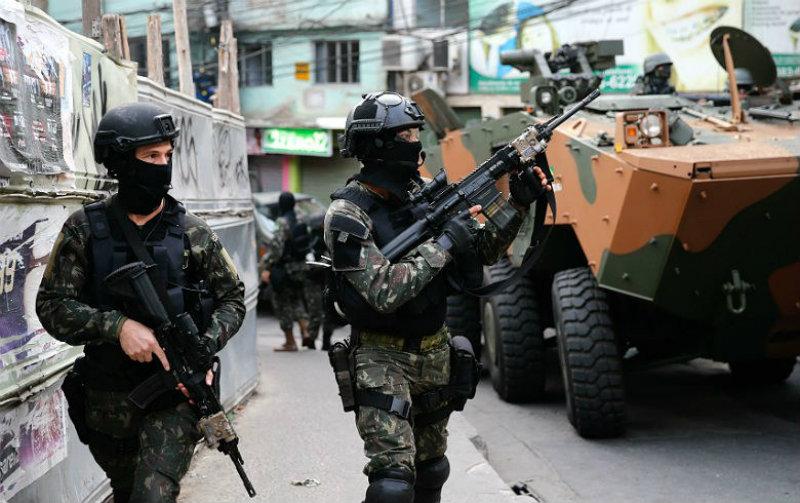 eb7baed63f Intervenção federal no Rio de Janeiro e o aprofundamento do estado ...