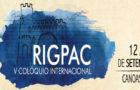 5º Colóquio Internacional RIGPAC