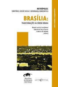 E-book Brasília: transformações na ordem urbana
