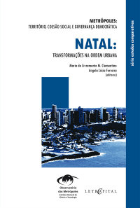 E-book NATAL: transformações na ordem urbana