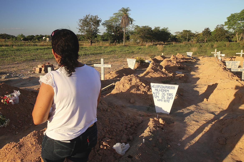 Anistia Internacional —Brasil é país das Américas que mais mata defensores de direitos humanos