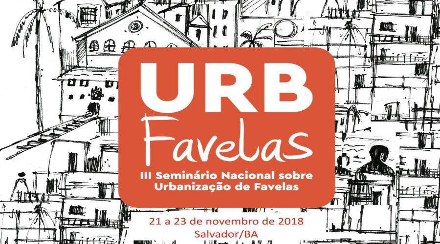 III URBFAVELAS — Seminário Nacional de Urbanização de Favelas