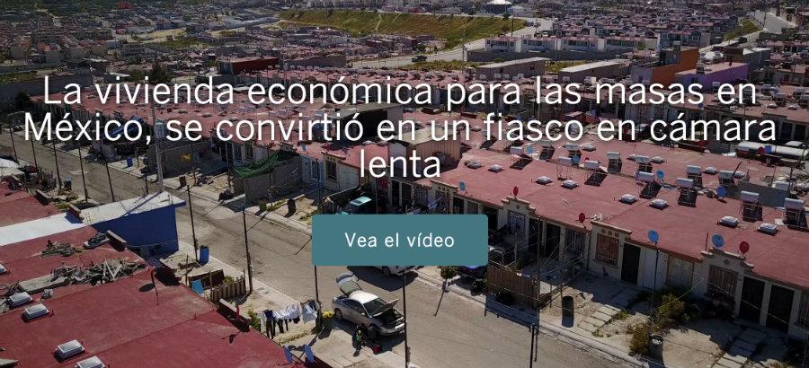 O fracasso da política habitacional no México