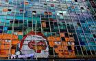 São Paulo SP  02 05 2018-Projetado em 1961 pelo arquiteto Roger Zmekhol, e inaugurado em 1966, era considerado um dos edifícios mais modernos de São Paulo. Localizado no Largo do Paissandú, de propriedade do governo federal, estava abandonado.foto Javam Alves