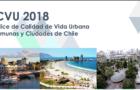 Índice de Calidad de Vida Urbana de Chile