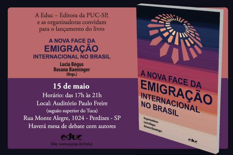 A Nova Face da Emigração Internacional no Brasil