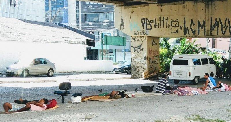 Pesquisa traça perfil da população em situação de rua na Grande Vitória