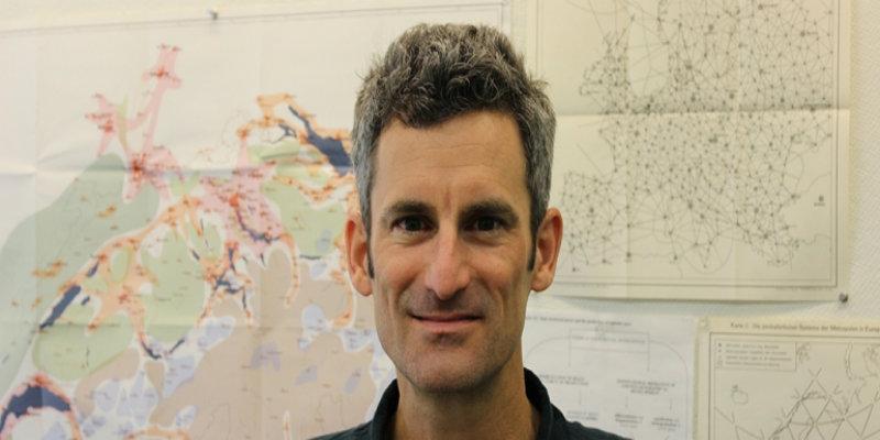 Neil Brenner e a teoria crítica urbana no Congresso 20 anos do Observatório das Metrópoles