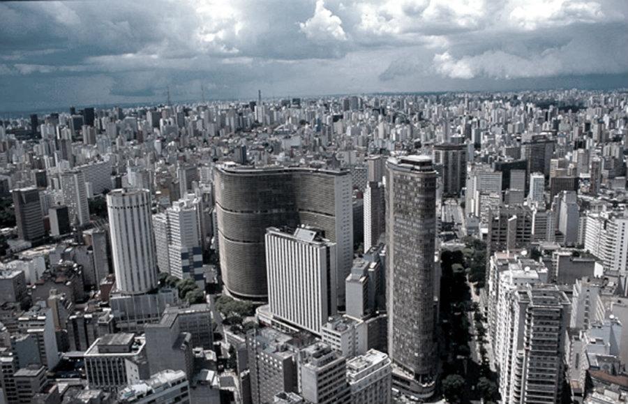 Oficina Organização do espaço urbano-metropolitano em São Paulo