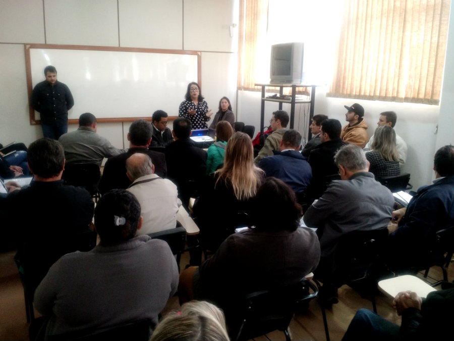Núcleo UEM/Maringá promove diálogo sobre uso e ocupação de solo nas áreas de manancial de Mandaguari