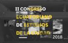 #evento — II Congresso Equatoriano de Estudos sobre a Cidade