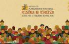 #evento — 3ª Semana do Planejamento Territorial: resistência no retrocesso