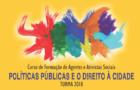 Curso de Políticas Públicas e Direito à Cidade: formação de ativistas sociais