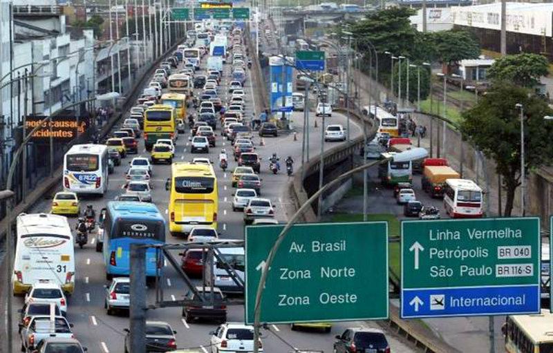 Por que o Rio tem um dos piores sistemas de transporte do mundo?