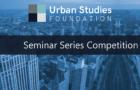 #chamada — Urban Studies Foundation