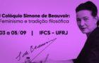 I Colóquio Simone de Beauvoir: feminismo e tradição filosófica